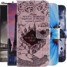Cover For LG K10 2018 Case PU Leather Flip Wallet Card Holder Case For LG K3 K4 K7 K8 2017 K9 2018 K11 K30 K20 Plus Aristo 2