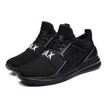 Shoes Men 2018 Mens Sneakers Summer Mesh Light Casual Shoes Men Jogging Casual Men Shoe Fashion Chaussure Homme Plus Size 45 46