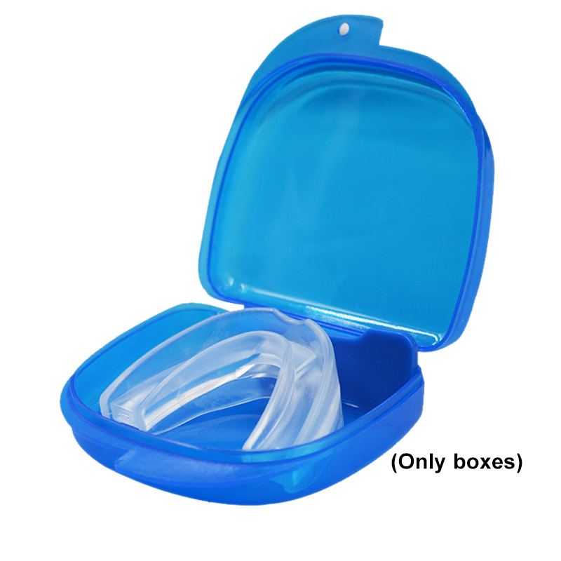 цена 2018 Denture Case Organizer Plastic Dental Retainer False Tooth Storage Box Holder Mouthguard Container