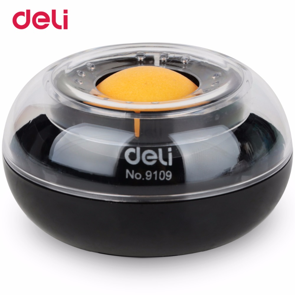 Deli wet hands with round ball simple and elegant office school and home stationery Financial Office Supplies hot sell dropshipp