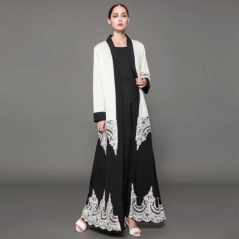 Model Baju Renda Abaya 24