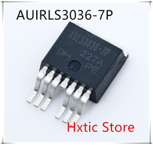 10pcs lot IRLS3036 7P IRLS3036 7PPBF AUIRLS3036 7P LS3036 7P TO 263 7 Authentic Original