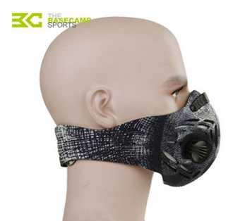 Prix pour Plus de 2015 basecamp anti - brouillard brume masque anti - poussière de PM2.5 vélo en plein air respirateurs BC - 591 automne et en hiver