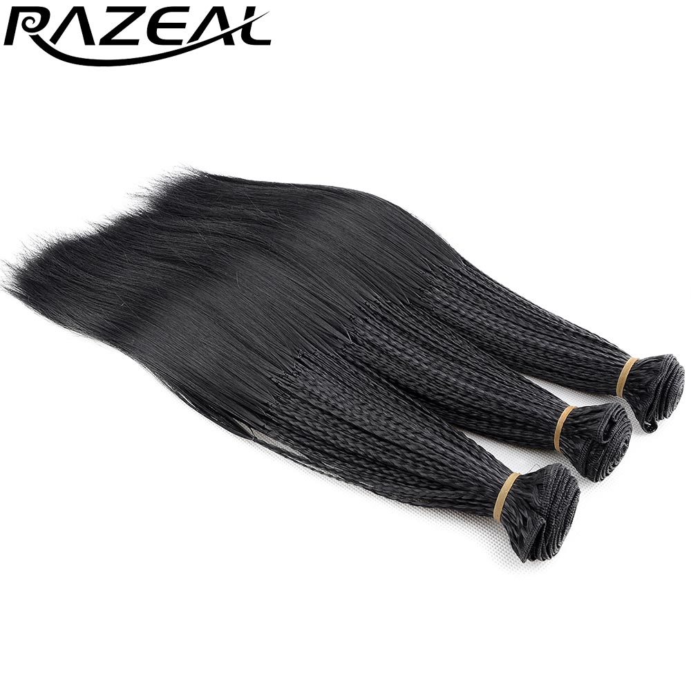 Razeal 3S Small Box Braids Crochet Hair Extentions 280 Roots 14