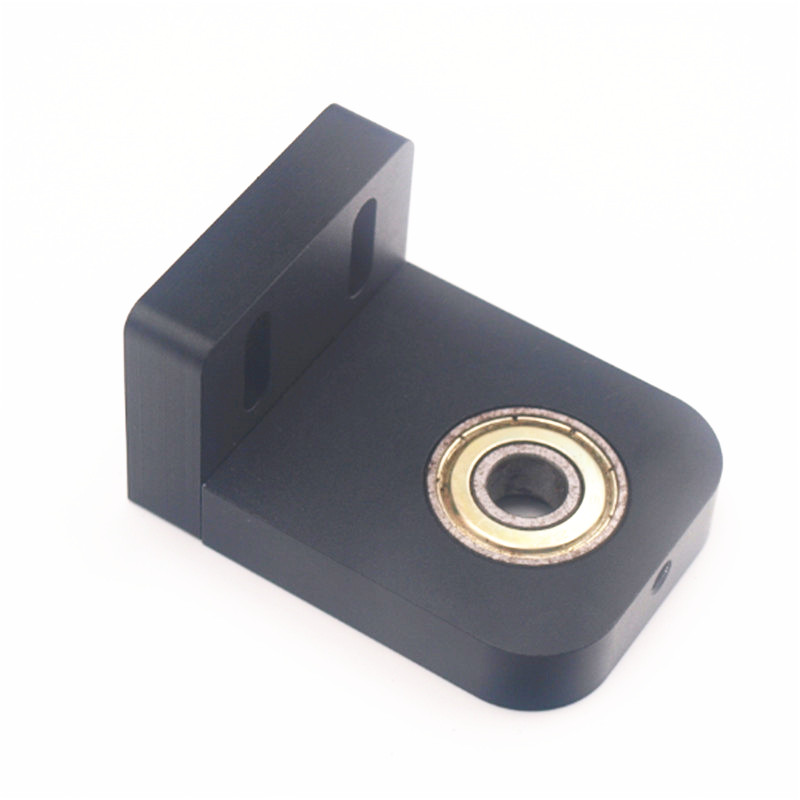 Funssor schwarz aluminium Tevo Tarantula Z Stabilisator halterung Upgrade für HE3D/Tarantula 3D Drucker