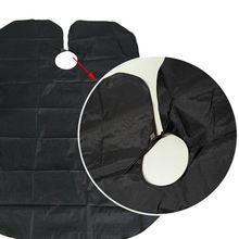 Водонепроницаемый Взрослых Парикмахерская Cut Парикмахерских Парикмахерская Парикмахерская Мысы Платье Ткань