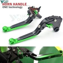 Motorcycle Folding Adjustable Brake Clutch Levers For Kawasaki Z800 Z 800 z800 z motorbike accessory