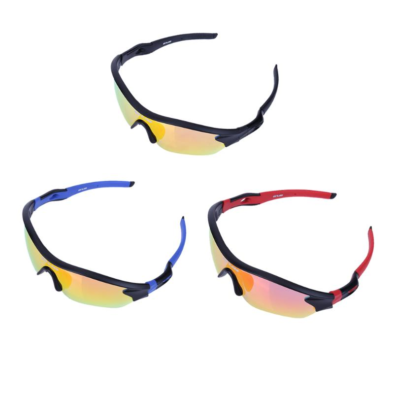 GUB Unisex Cycling Goggles Bicycle Sunglasses Cycling Riding Running Motocycle Sports UV Protective Goggles Sunglasses Hot Sale