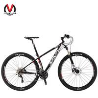 SAVA Mountain Bike 29 mtb bike 29 Mountain Bike Carbon Fiber MTB 29 Bicycle with Shimano DEORE M6000 30 Speed Bicicleta