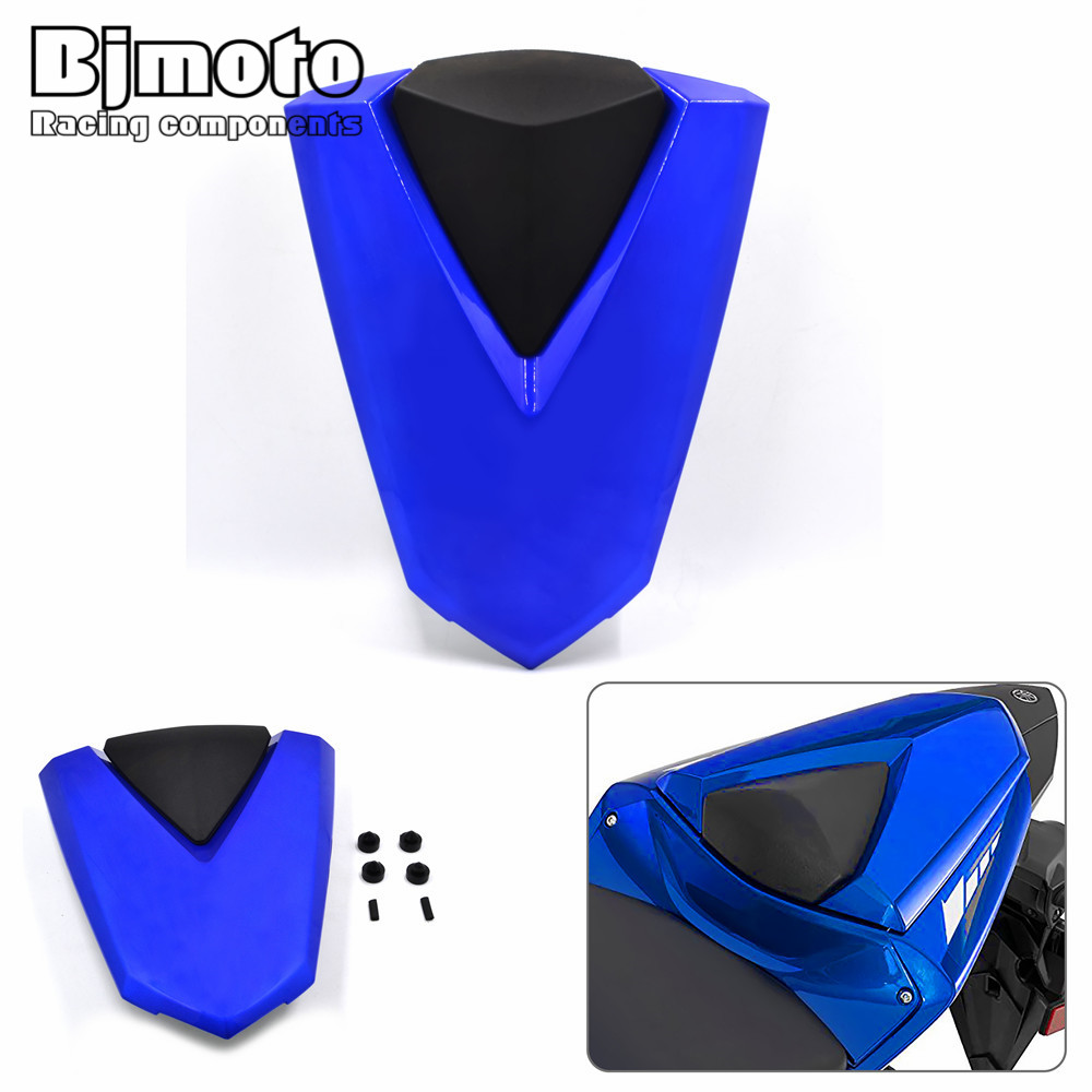 New Arrive Motorcycle Passenger Seat Cover Rear Tail Hump For Yamaha Yzf-R3 2015-2017  Yzf-R25 2013-2017 R3 ABS 2017 электросушилка для рук stiebel eltron htt 4 ws