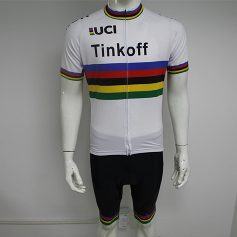 Cycling jersey 2016 tinkoff saxo bank peter sagan ropa ciclismo hombre  summer mtb bike cycling clothing short sleeve bicycle-in Cycling Jerseys  from Sports ... 707c481ab