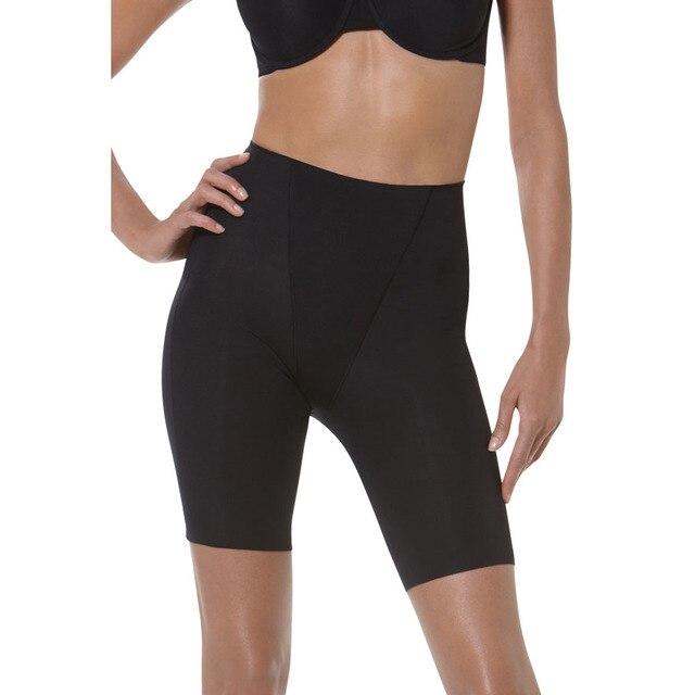 Shapewear body shaper slimming controle calcinhas alta efeito das mulheres moldar breve ultra controle