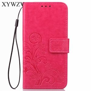 Image 2 - Para Cobrir Sony Xperia Estojo De Couro Do Caso Da Aleta Para Sony Xperia L1 L1 Carteira Soft Case Silicone Capa Para Xperia l1 G3312 G3311 Saco