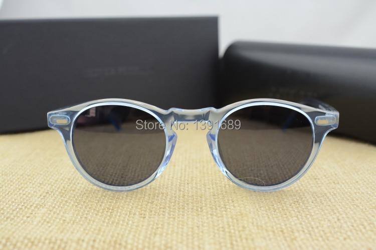 25c83bfe2f HOT!!!Oliver peoples Gregory Peck ov5186 polarized sunglasses men ...