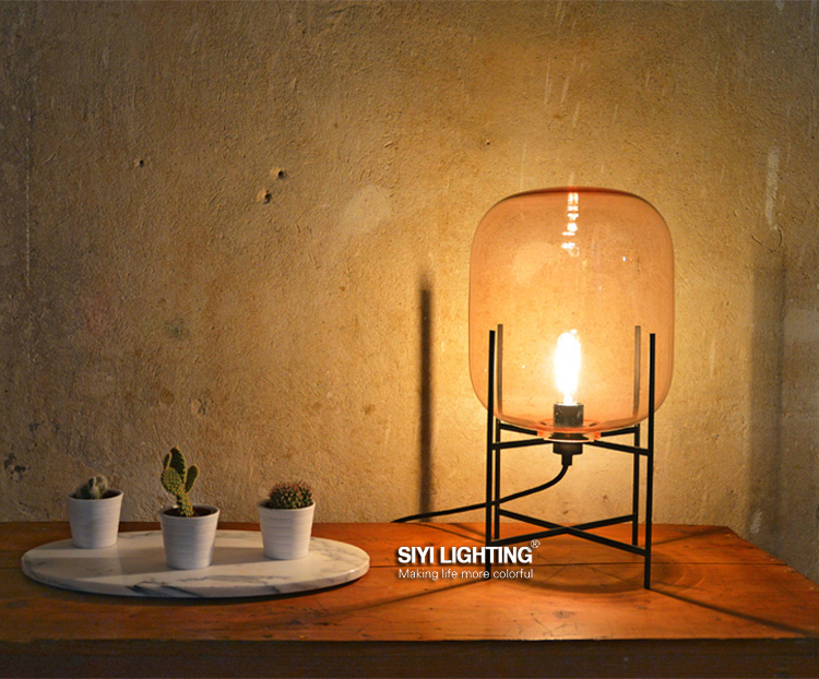 Gestalten x Pulpo Oda Table Lamp S/M Size Warm Feeling for Living Room Bed Room Dining Room