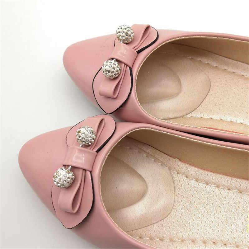1 ví Nữ Silicon Mềm Gel Đệm Lót Đế Nâng Đỡ Bàn Chân Lắp Miếng Lót Giày Lót Đế Chỉnh Hình