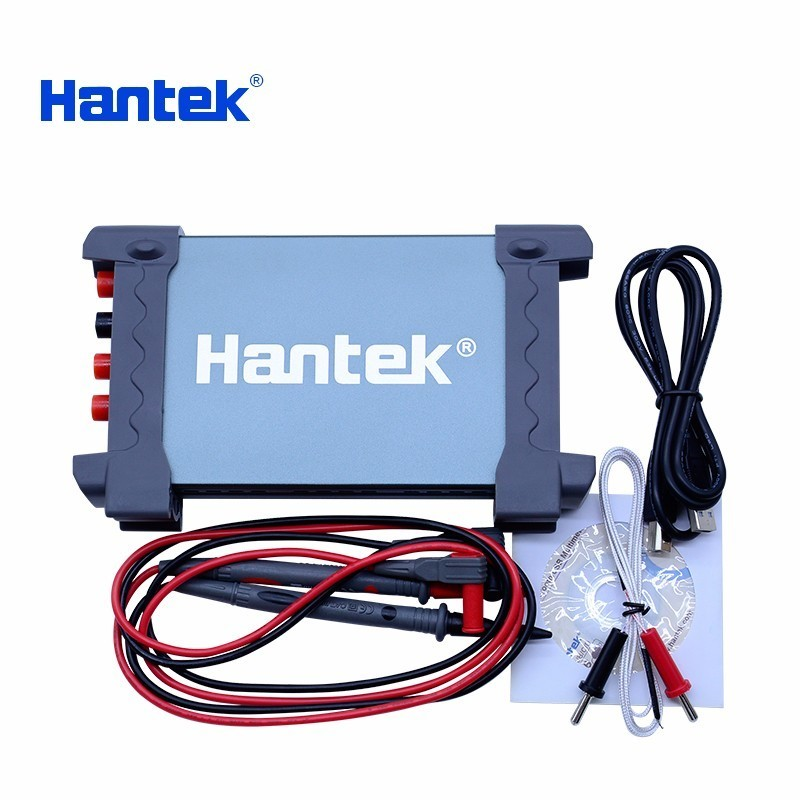 Hantek USB/Bluetooth Data Logger Record Oscilloscope 365B Current Resistance Capacitance Isolated data logger