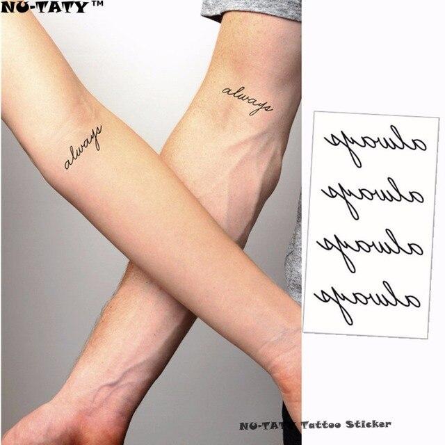 Nu-TATY Alwaye Flash Tattoo Hand Sticker 10.5x6cm Small Waterproof Henna Beauty Temporary Body Tattoo Sticker Art FREE SHIPPING