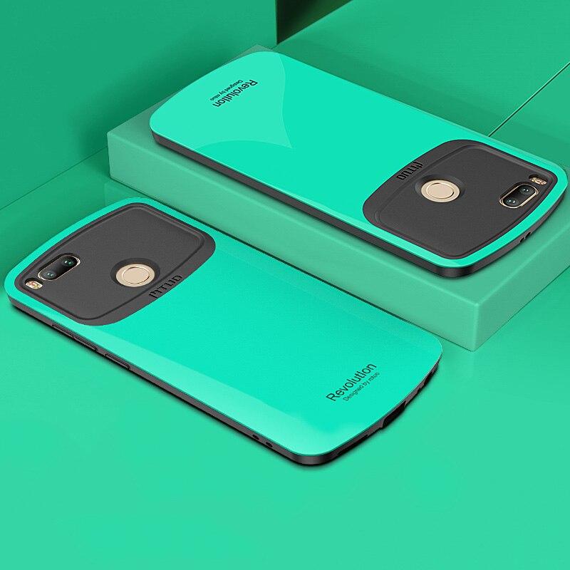 Toraise Für Xiaomi Mi A1 Fall 360 Vollen Schutz Weicher Rahmen + Harte PC abdeckung Fall Für XiaoMi Mi 5X Funda Capa Für Xiaomi Mi5X MiA1