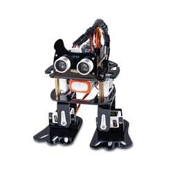 SunFounder DIY 4-DOF робот комплект-Ленивец обучающий комплект программируемый Танцующий Робот комплект для Arduino нано электронная игрушка