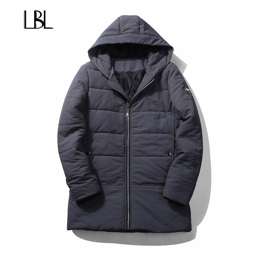 Europe Size Winter Jacket Men 2018 Fashion Parka Coat Mens Jean Jacket and Coats Casual Thick Outwear Male Hoodies Veste Homme