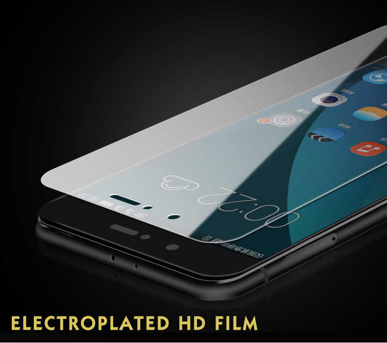 Matowy ochraniacz ekranu dla Huawei honor 9 lite szkło hartowane dla honor 9 lite 10 folia ochronna szkło na honor 9 lite IIRROONN 15