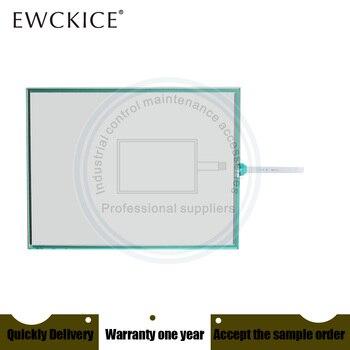 цена на NEW 12.1Inch 4Pin AST-121A AST-121A080A HMI PLC touch screen panel membrane touchscreen