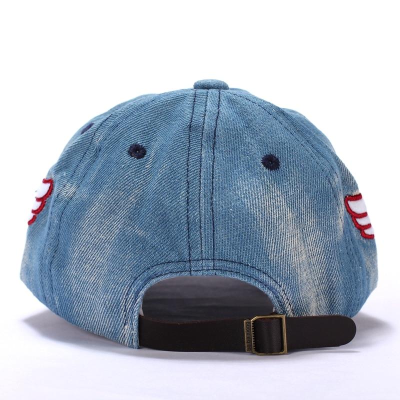 52e5d9354 2018 New Kids Cotton Caps Boys Baseball Caps Summer Jean Hats Children Caps  Girls Baseball cap 0 8 Ages Baby Children Hat gorras-in Hats & Caps from  Mother ...