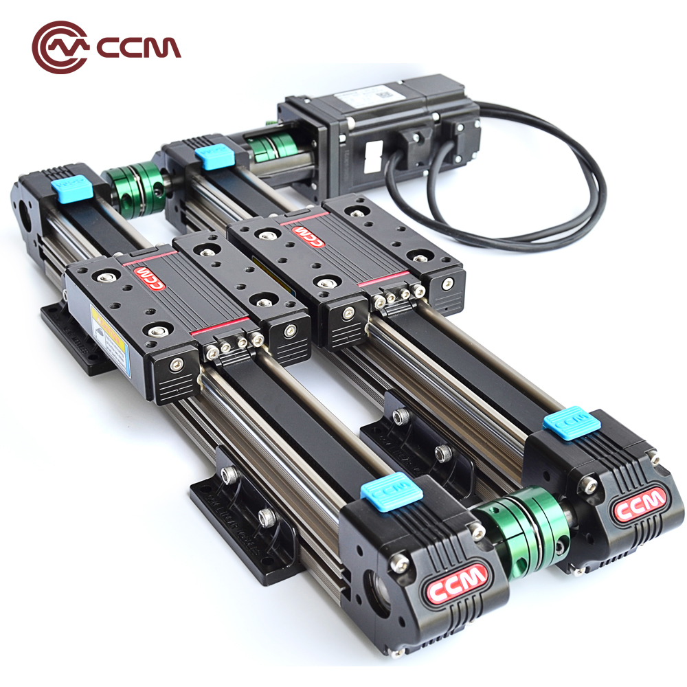 CNC Parts Linear Motion Units 750mm Travel Length