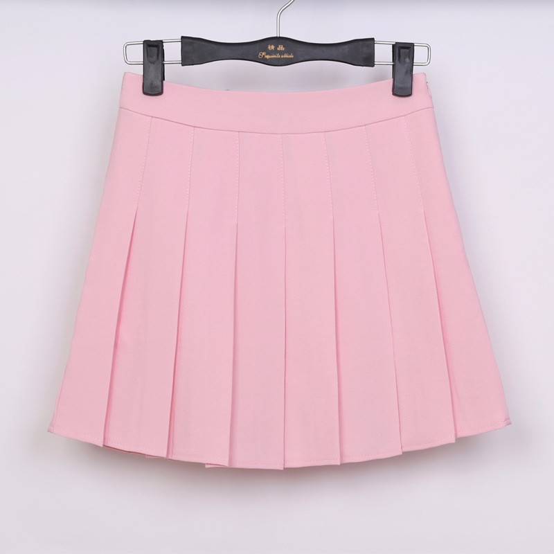 pleated skirt 12