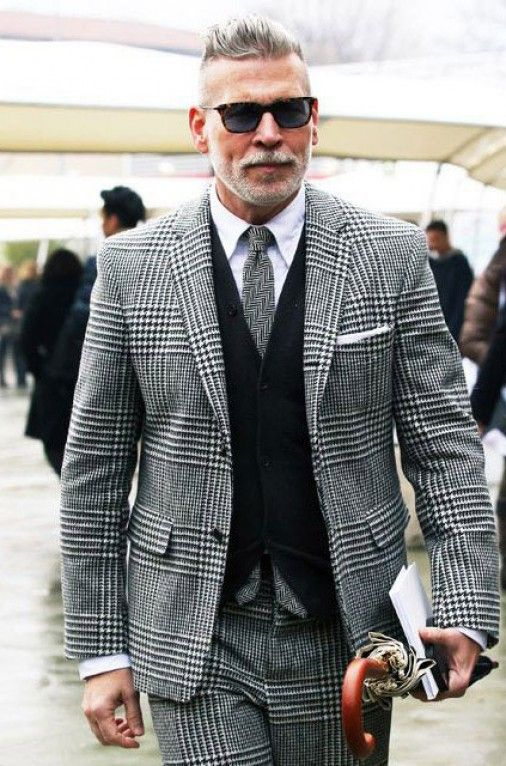 Vintage hommes 3 pièces Tweed Plaid costumes encoche revers hommes Slim Fit costumes garçons d'honneur Tuxedos costumes de mariage (veste + pantalon + gilet)