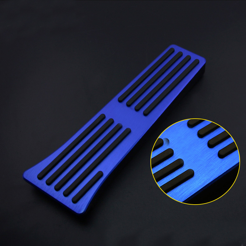 Lsrtw2017 Aluminum Alloy Car Automatic Gear Accelerator Brake Pedal for Kia K3 Kia Cerato 2012 2013 2014 2015 2016 2017 2018 in Interior Mouldings from Automobiles Motorcycles