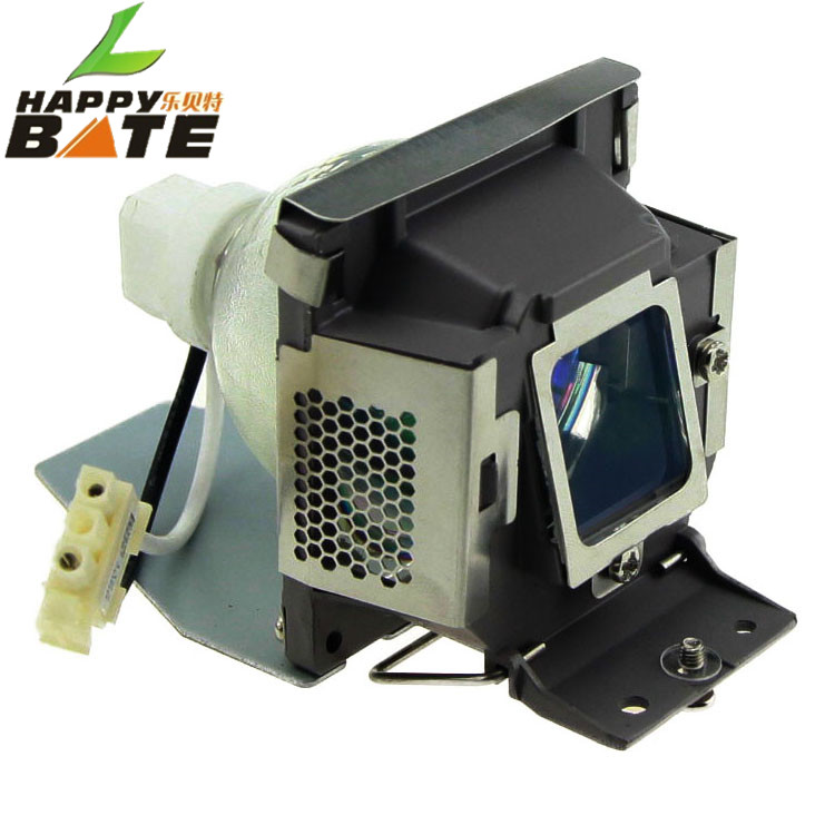 Projector lamp RLC-055 for SHP132 PJD5122 / PJD5152 / PJD5211 / PJD5221 / PJD5352 Compatible Lamp with Housing happybate rlc 055 replacement bulb lamp with housing for viewsonic pjd5122 pjd5152 pjd5352 business projectors