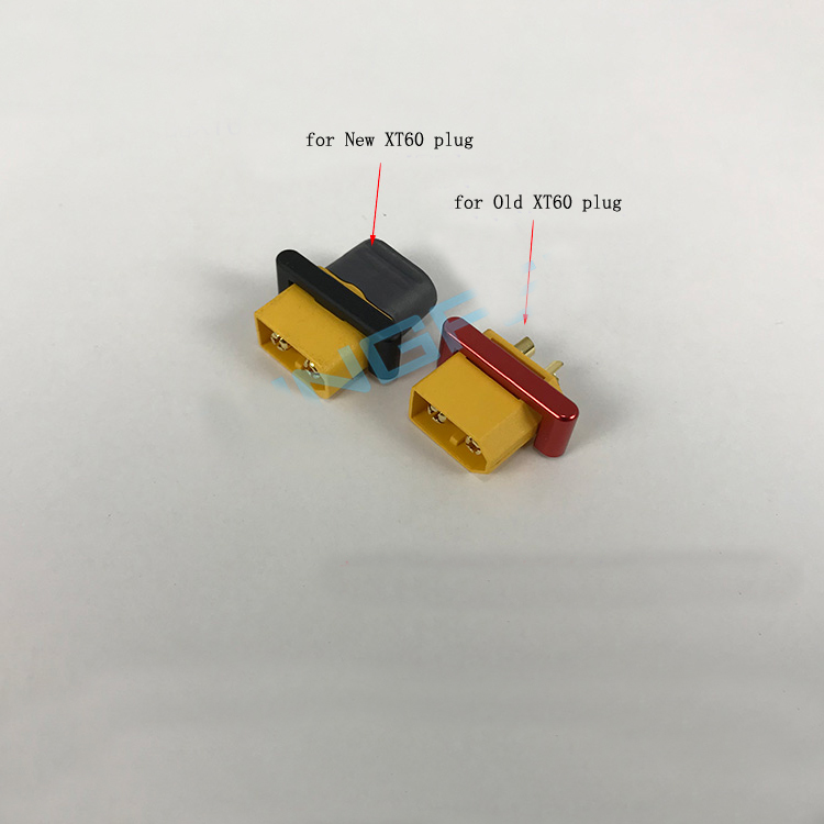 5PCS/Lot XT60 Deck XT Plug Fixed Seat Holer For RC Drone Multirotor Power Line Accessories Aluminum Alloy XT60 Plug Fixing Mount
