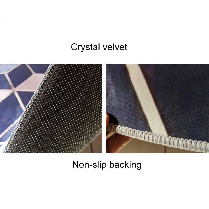 Скандинавский стиль простые ковры геометрической формы для гостиной спальни ковер Европейская мода коврик для двери диван стол Подушка для стула