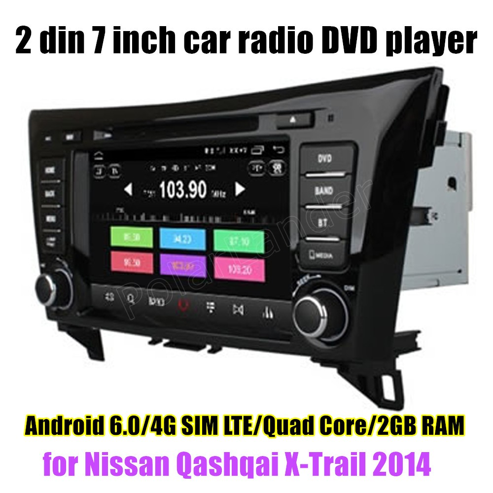 Phone Media Player For Android Phone online get cheap q mobile android phone aliexpress com alibaba 7quot inch 2 din quad core 6 0 car dvd gps for nissan