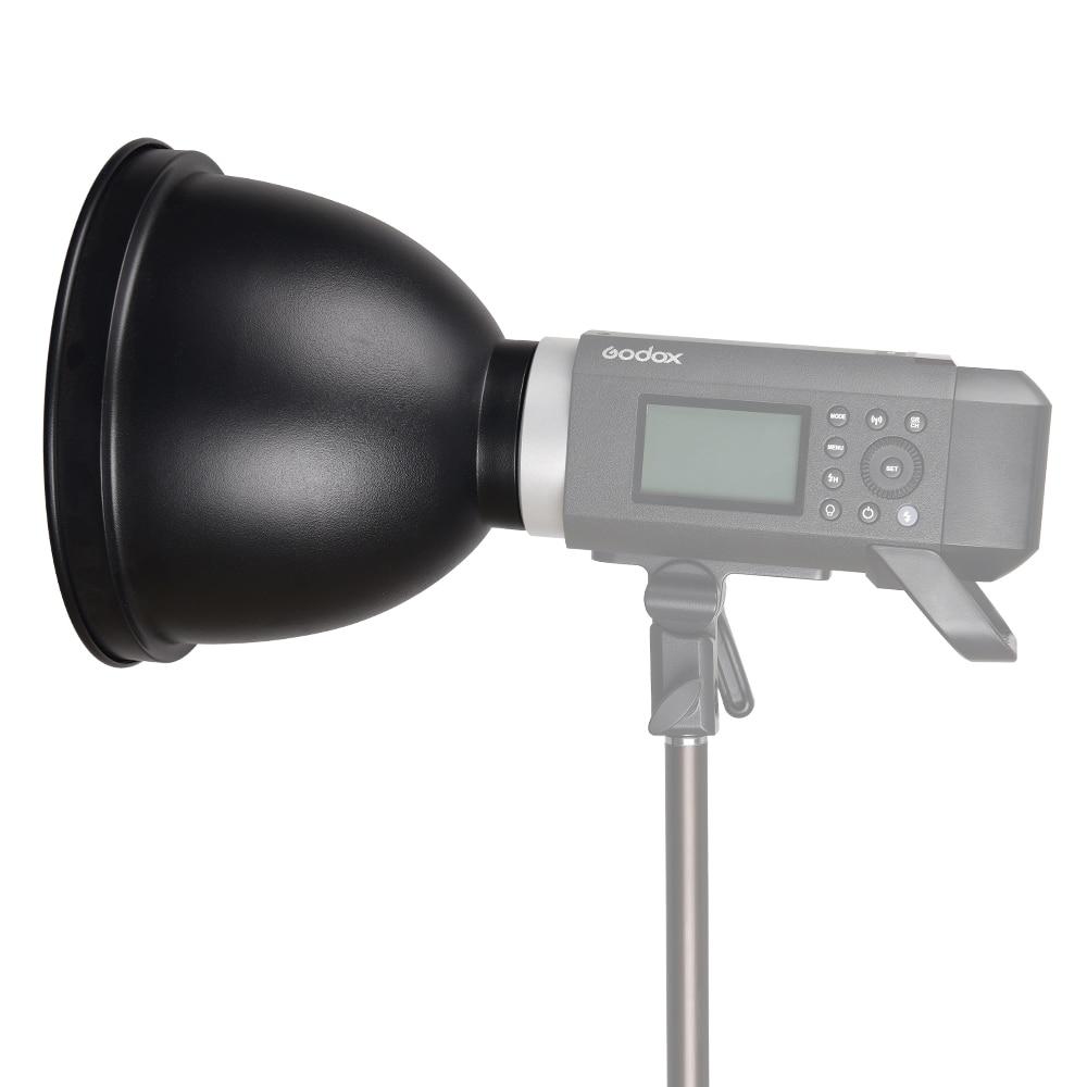 Godox AD-R11 7 Inch//18cm Standard Reflector Diffuser Lamp Shade Dish for Godox AD400PRO Flash Strobe Light Monolight Speedlites