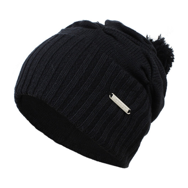 0a0c9ac4 Promotional brand wool beanie hat, jacquard knit winter hat 100%  merceriszed cotton cap KM