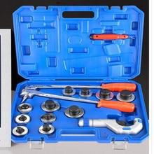 """Набор инструментов для расширения труб, 3/"""" до 1-5/8"""" набор инструментов для расширения медных труб CT-100AL 10-42 см"""