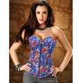 Fashion Hot Sexy New Nightwear/Corsets Outfit / Sets Female bra shaper shapewear 2767 royal