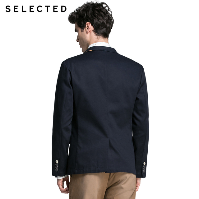 Slim business blazer jacket Business suit  1