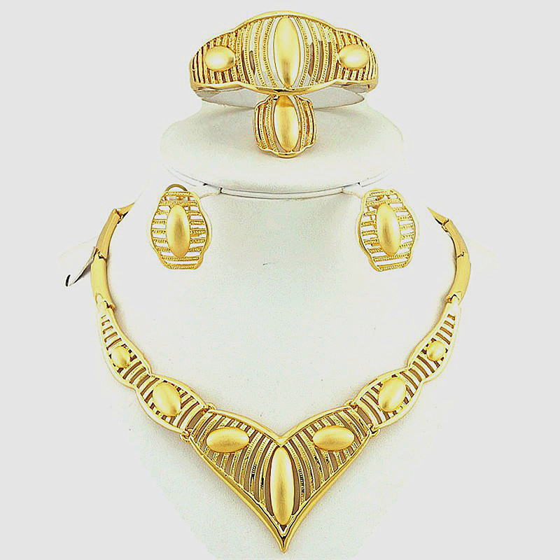 Накит од златног украса од 24кл, - Модни накит