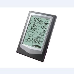Image 4 - WS1040 Professionele Weerstation Met Pc Link Huishoudelijke Draadloze Thermometer Hygrometer Luchtdruk Weerbericht