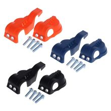 Right Left Sides WP Fork Leg Shoe Guard Protector Cover For KTM 125 200 250 300 350 400 450 500 EXC SX SXF XC XCF EXCF EXCW XCFW