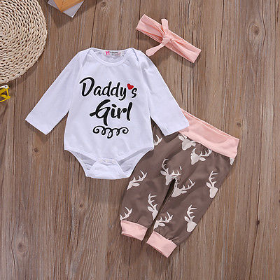 New-2016-fashion-baby-girls-clothes-baby-clothing-set-Baby-Girl-Clothes-Romper-Pants-Bodysuit-Outfits-SetHeadband-1