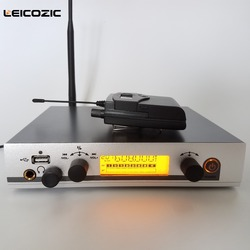 Leicozic 300G3 iem wireless monitoring systems professional sound systems uhf in ear monitor system professional stage monitors