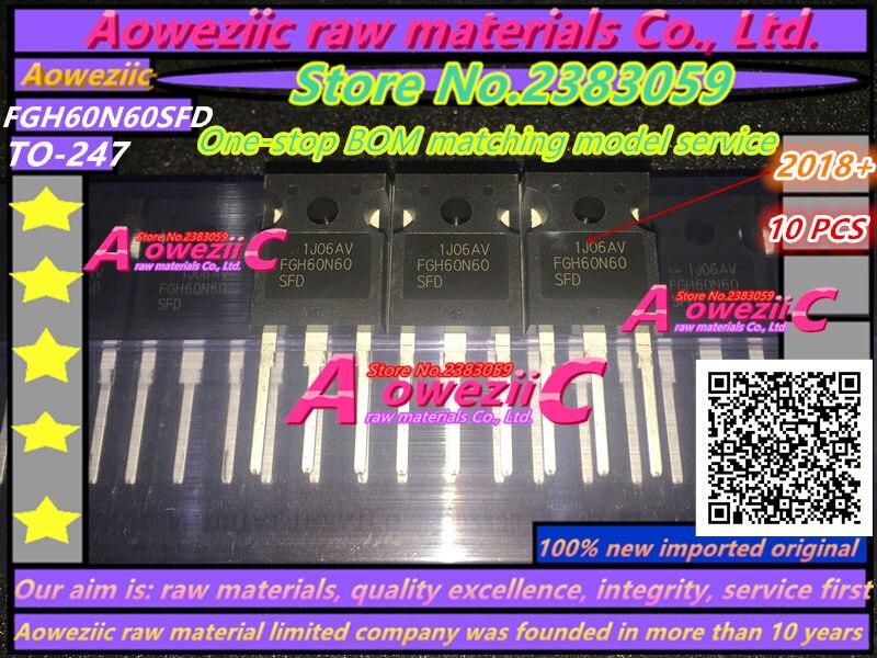 100% nový originální originální FGH60N60SFD FGH60N60 TO-247 - Hry a příslušenství