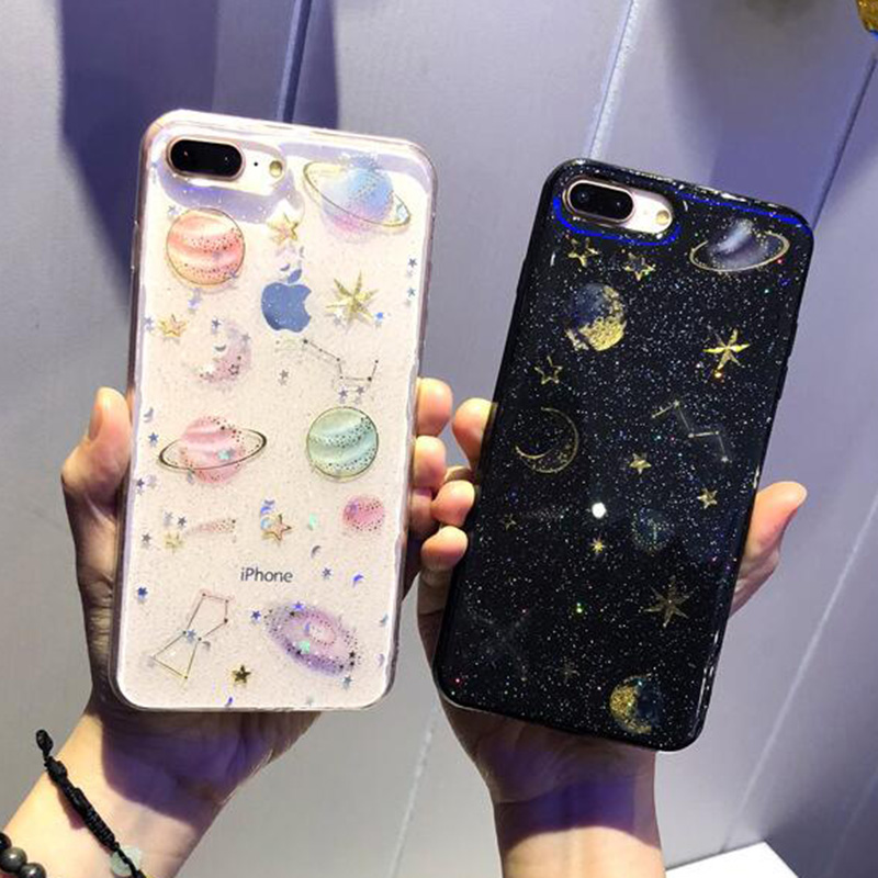 Cellphones & Telecommunications Phone Bags & Cases Liquid Unicorn Case For Huawei P8 P9 P10 P20 Lite Plus P Smart 2017 Mate 7 8 9 10 Pro Glitter Bling Horse Soft Silicone Cover To Have A Long Historical Standing