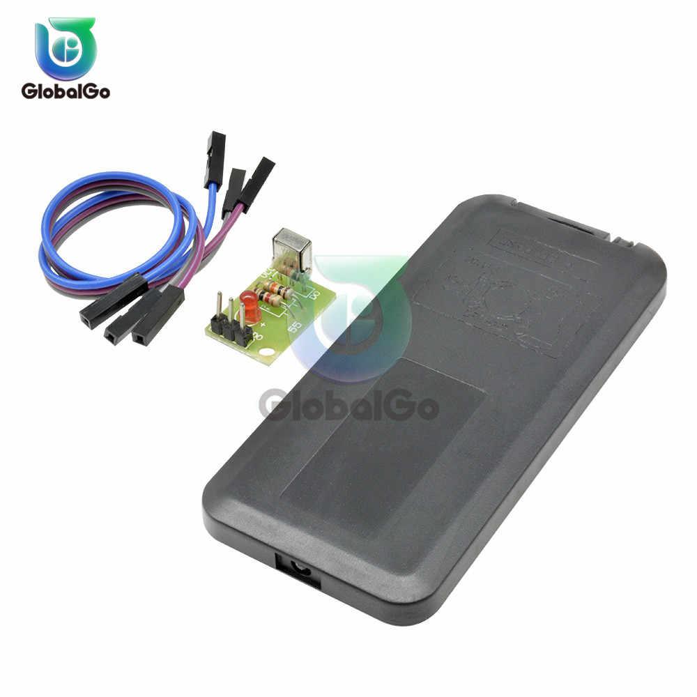 HX1838 infrarrojo IR inalámbrico Sensor de Control remoto módulo interruptor + 3Pin 20 cm Dupont Cable para Arduino para Raspberry Pi junta