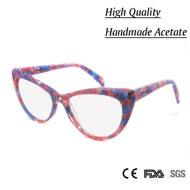 2852d69857b8 Newest Women s Fashion Prescription Eyewear Butterfly Optical Glasses Women  Clear Lens Rx oculos de grau feminino